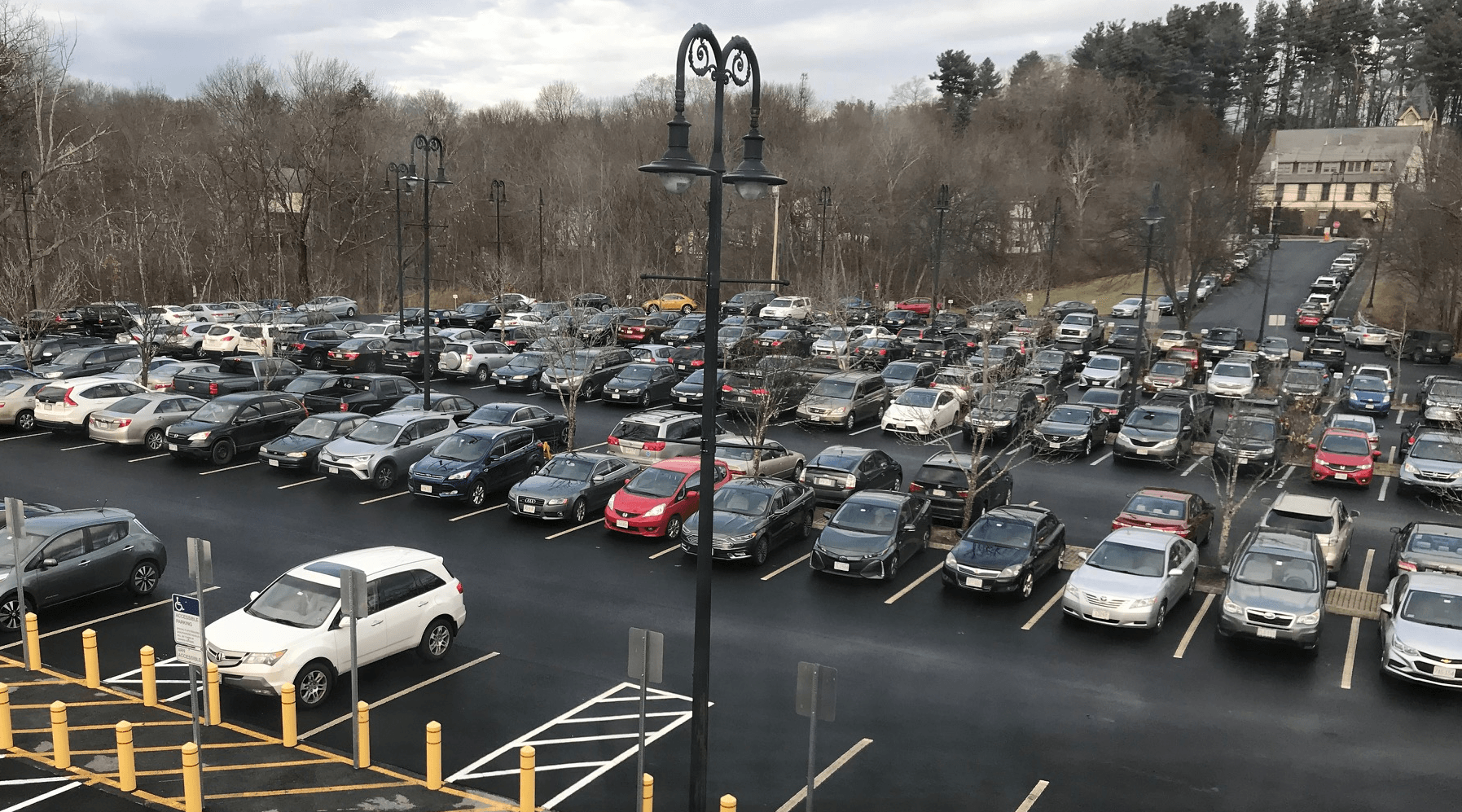 Commuter Lot